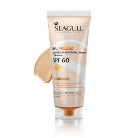 Tinted Sunscreen Cream SPF 60